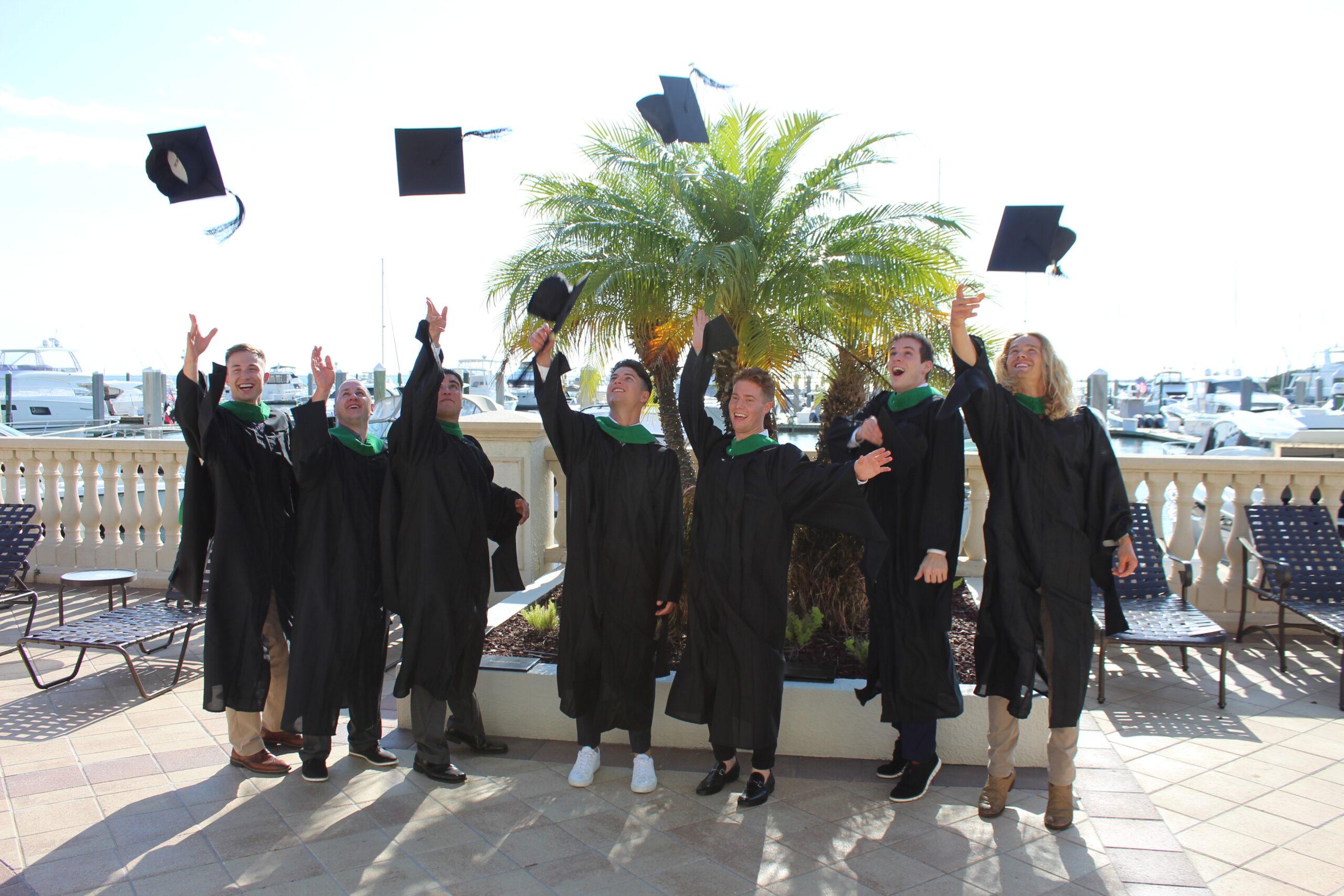IIOP Celebrates April 2021 Graduates